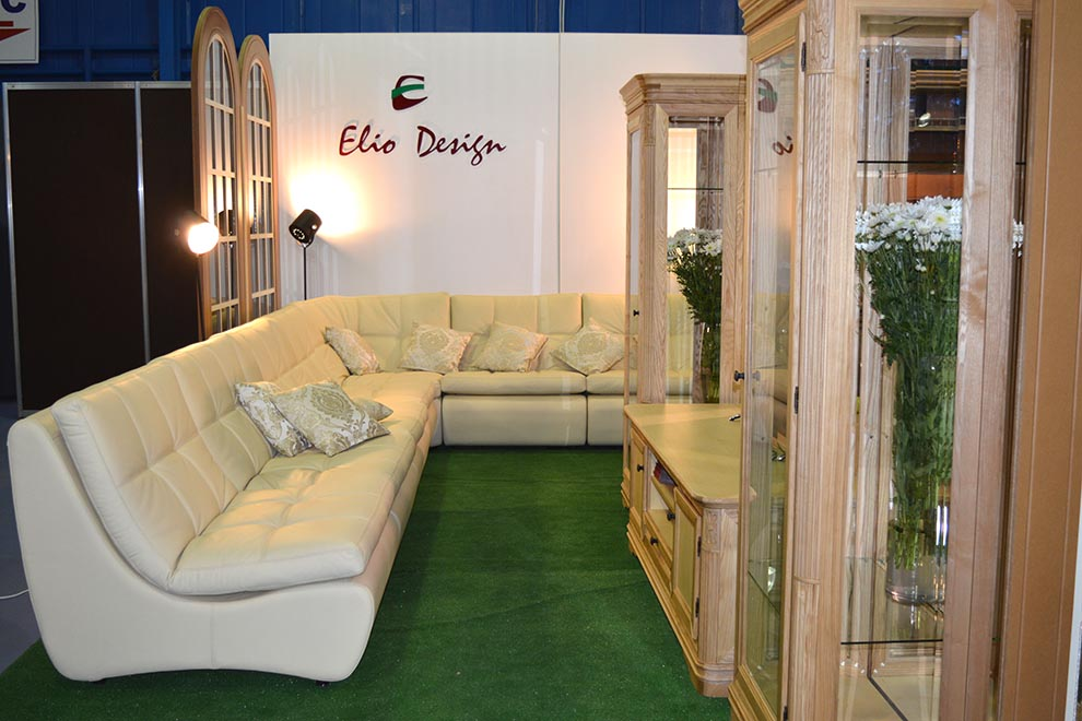Mobila eco si design interior in cadrul das interior show for Indoor das design