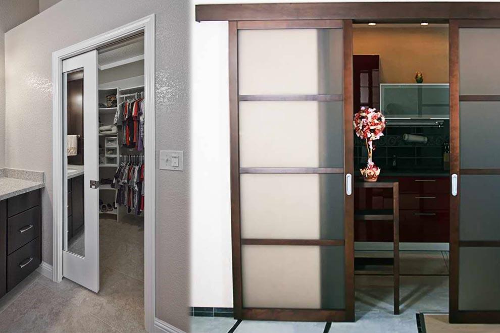раздвижные межкомнатные двери Md мебель на заказ в