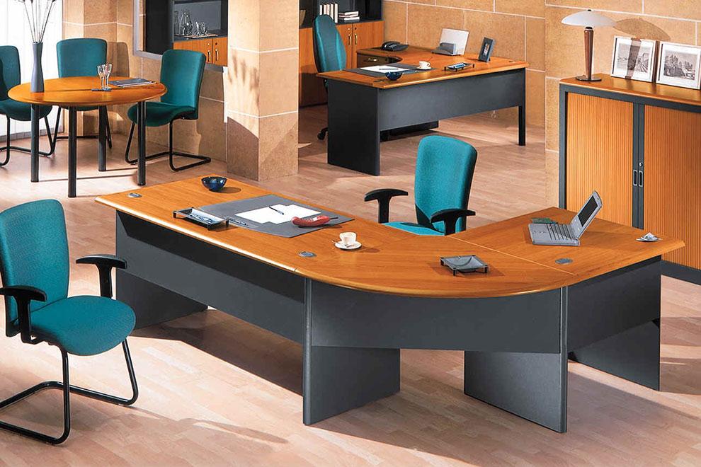 Meubles de bureau modulables 5 arama mobilier for Ameublement de bureau