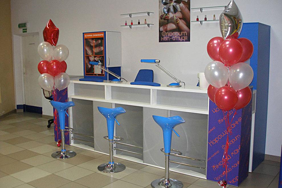 Meubles bar a ongles arama mobilier - Salon pour les ongles ...